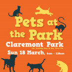EVENT – Pets at the Park – Claremont